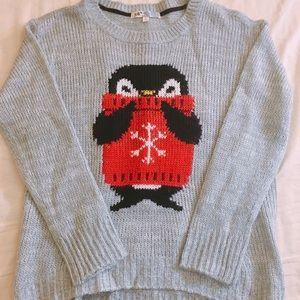 Knit Jolt sweater